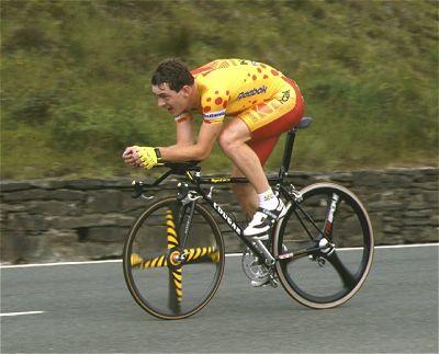 Ironman Bike Fit Alan Couzens