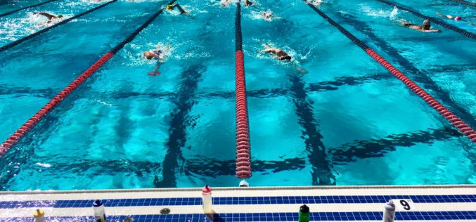 Swim Challenge 2017 Workouts
