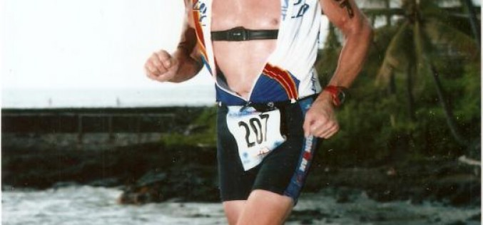 Performing at Ironman Hawaii